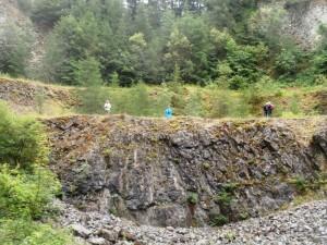Arensberg kraterwand