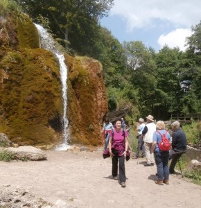 Waterval in Nohn